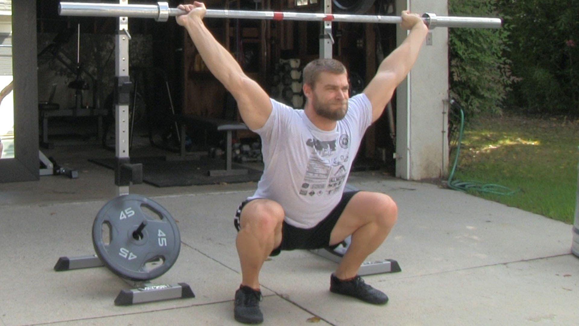 Top 10 Best Squat Variations: High Bar Squats Low Bar ...