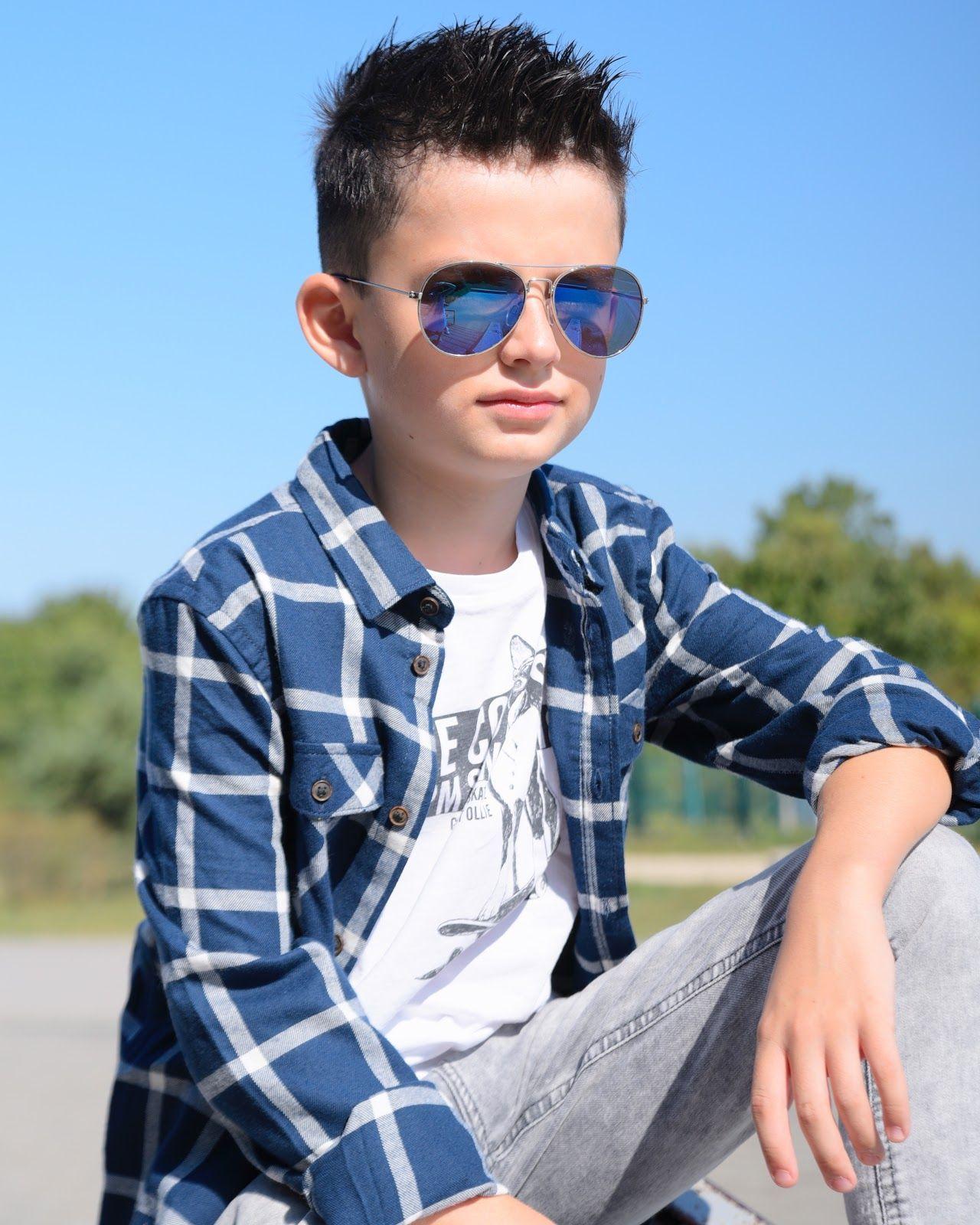 back to school  cooler look für coole jungs und ein neuer