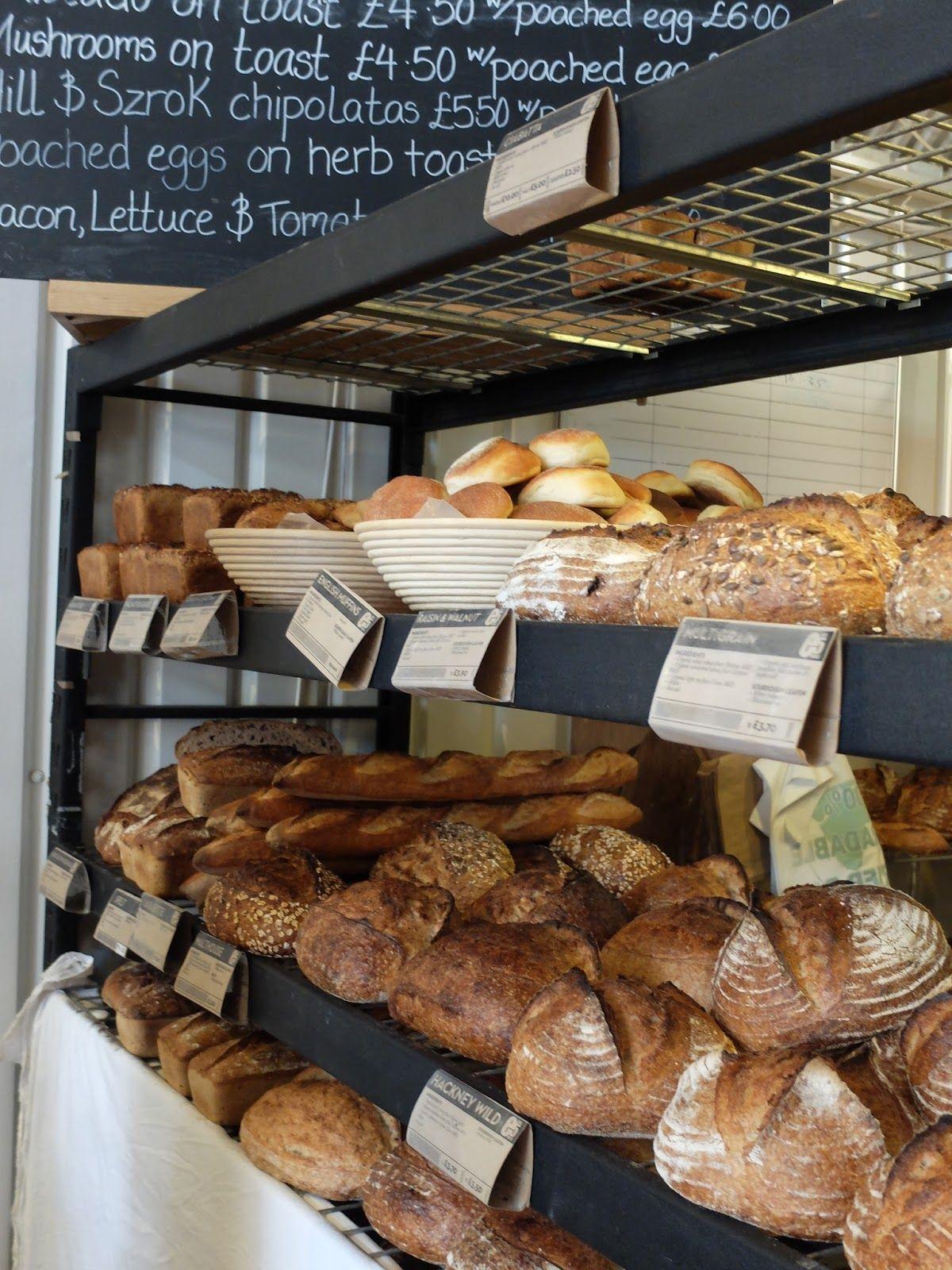 Millhouse Shop - E5 Bakehouse