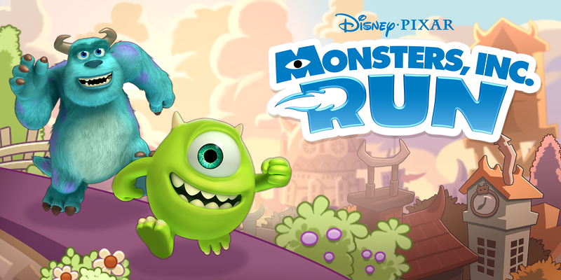 Disney Mobile Games Invites Players To a Monstrously Fun