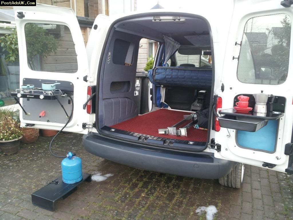 Vw Volkswagen Caddy C20 69er I Camp Custom Camper Van