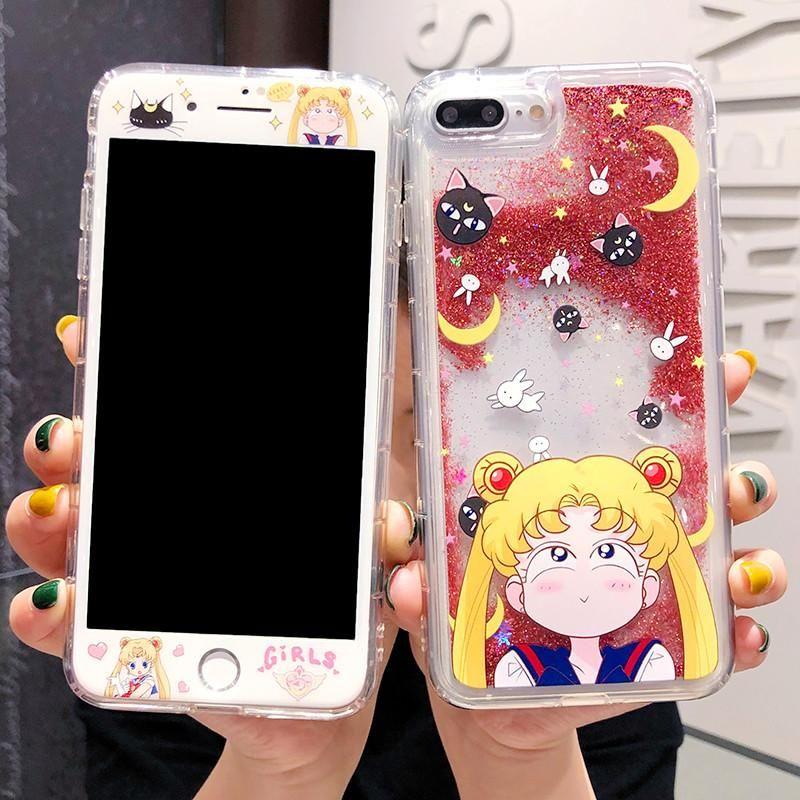 2020 的 cute quicksand usagi phone case for iphone 66s