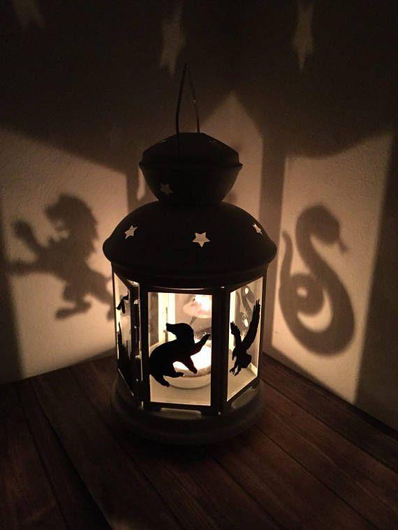 Lantern Gryffindor Slytherin Hufflepuff Ravenclaw Harry