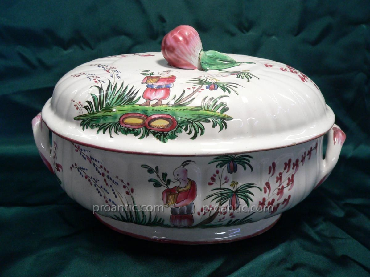 Soup Tureen Tureen Soup Serving Bowls Jar