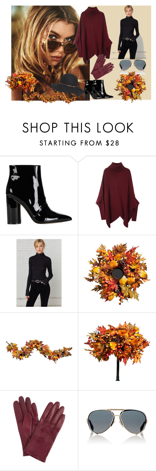 """n2"" by irma-causevic-aldobasic on Polyvore featuring moda, Sigerson Morrison, 3x1, Improvements, John Lewis, Givenchy i Billabong"