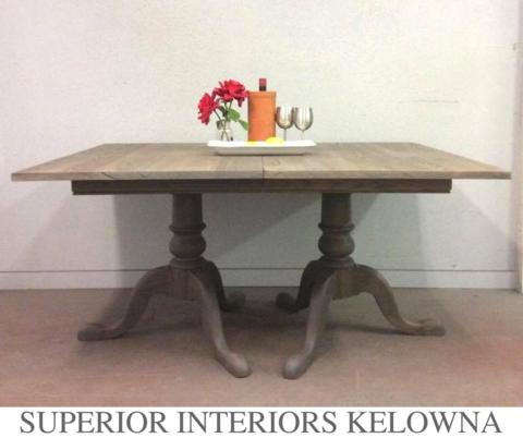 Professional Furniture Refinishing By Superior Interiors Kelowna