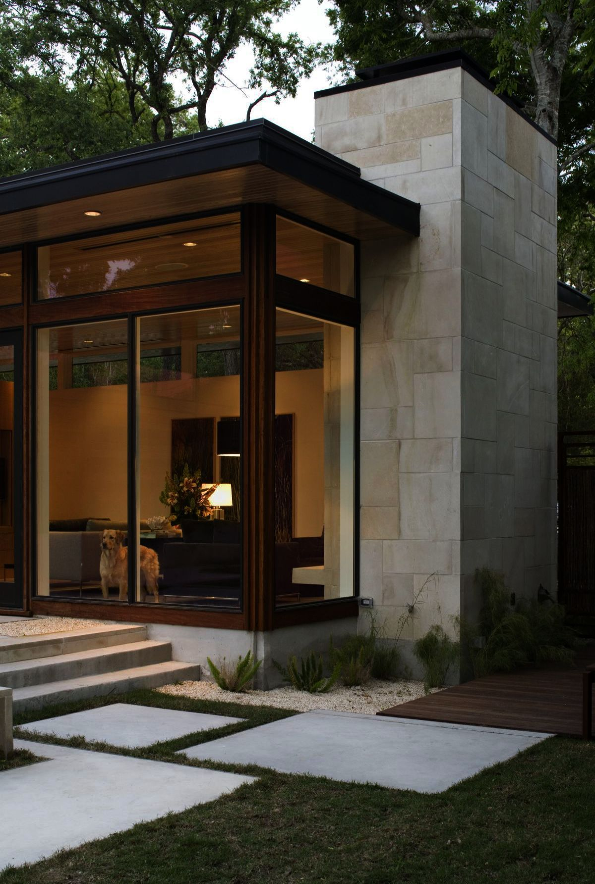 Rock Solid Advice On How To Spruce Up Your Landscaping Architecture Extension Maison Architecture Interieure