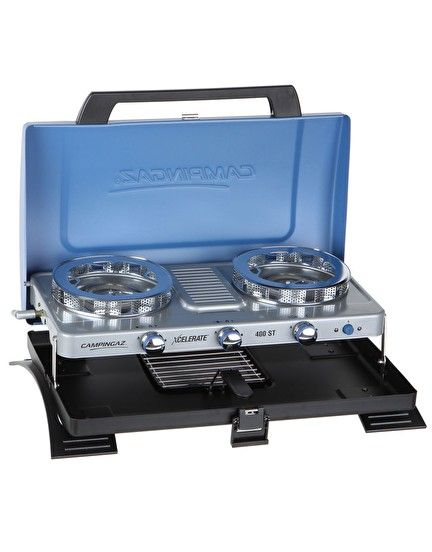 Campingaz 400 ST Stove Includes Campingaz Hose /& Regulator