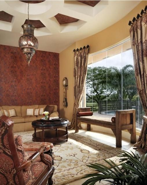 Mediterranean living rooms. Pin by Marilou Huxman on Design   Pinterest   Mediterranean living