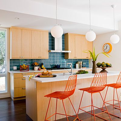 design inspiration: creating an eclectic kitchen | modspace.in blog
