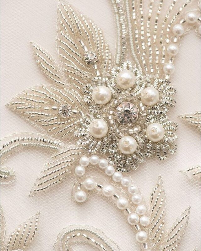 Intricate Beading Couture Couturegown Couturebridal