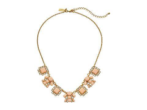 Kate Spade New York Turn Heads Mini Necklace