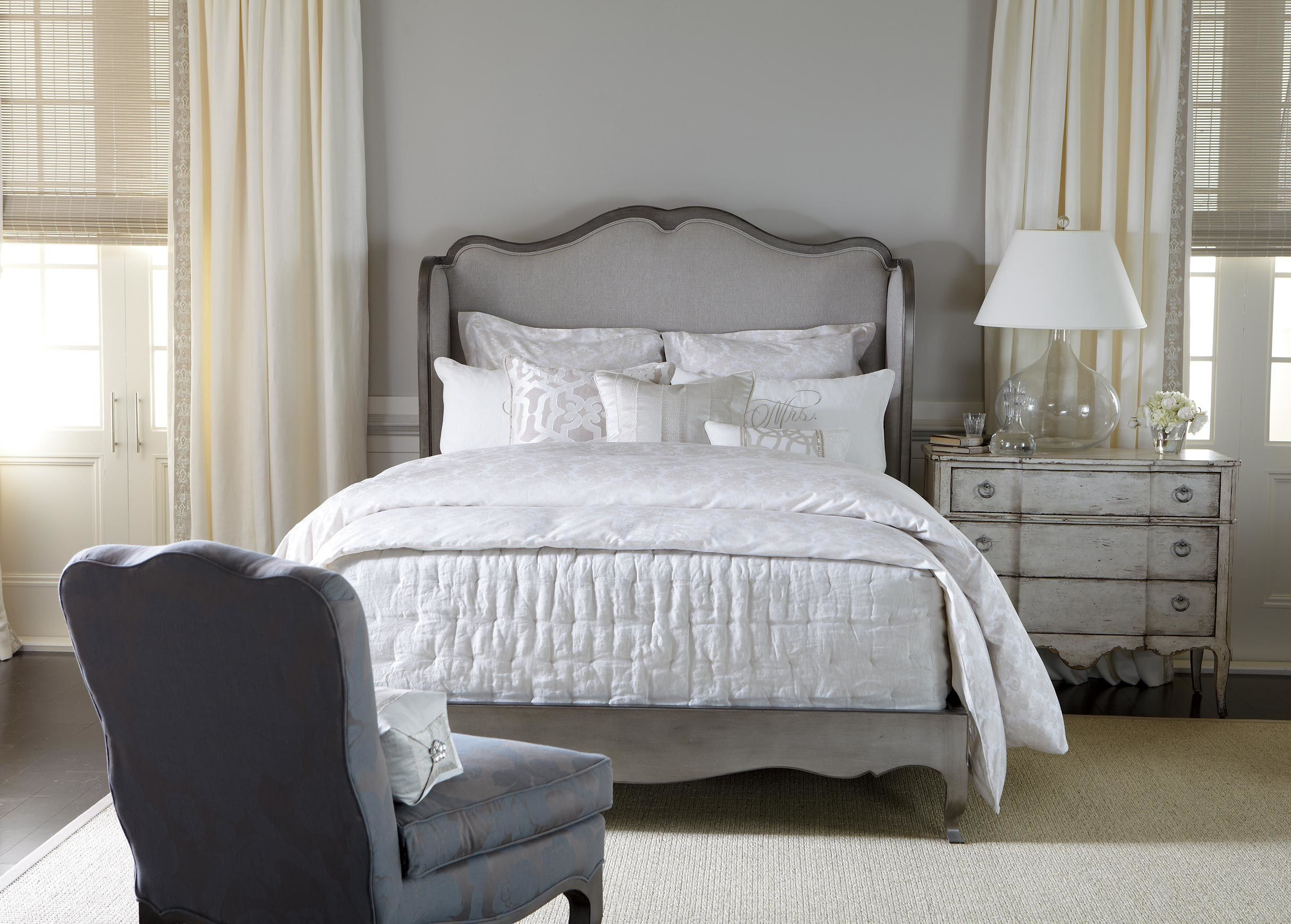 ethan allen bedrooms. Beau Bed with Low Footboard  Beds Ethan Allen Home Sweet