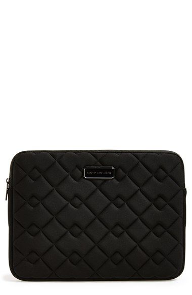 MARC BY MARC JACOBS 'Crosby' Laptop Case (13 Inch) available at #Nordstrom - für die Uni