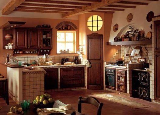 arredamento antico di campagna | Cinque cucine provenzali da urlo ...