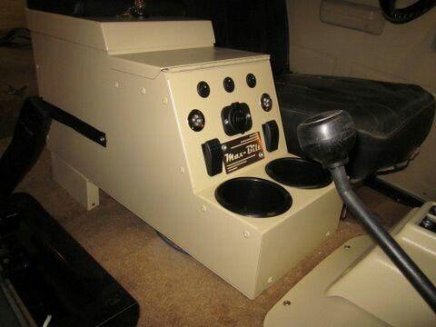A Homemade Console Centerconsoleboataccessories Car Console Custom Center Console Boat Accessories