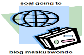 Blog Mas Kuswondo Going To 21 Soal Beserta Jawaban Uraian Gamblang Pelajaran Bahasa Inggris Belajar Bahasa