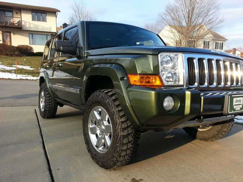 Jeep Commander 6 Inch Lift Www Pixshark Com Images Galleries With A Bite