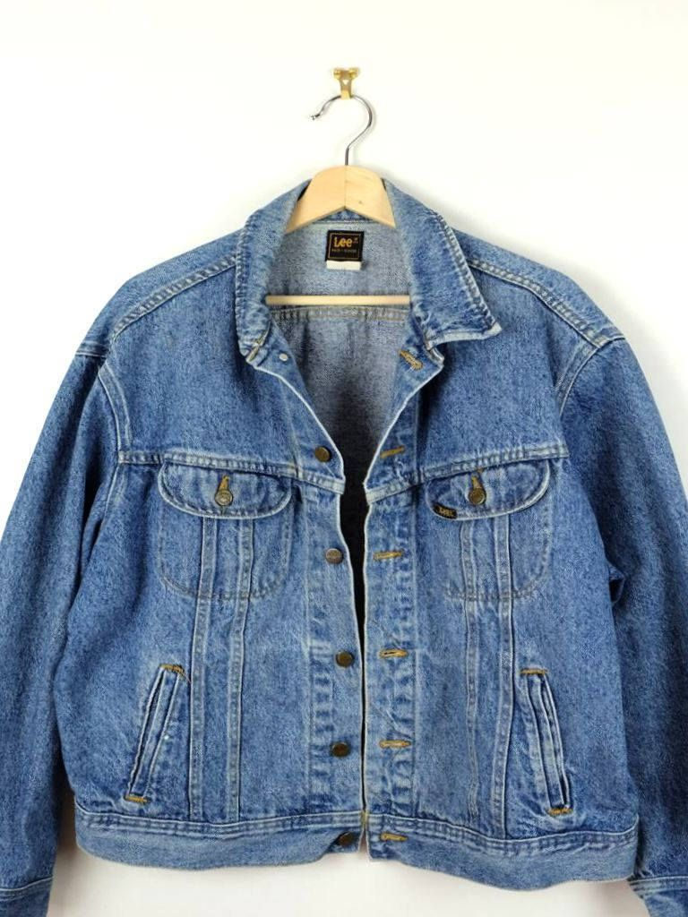 Damaged Vintage Lee Light Blue Denim Jacket Jean Jacket From Etsy Light Blue Denim Blue Denim Jacket Denim Jacket [ 1024 x 768 Pixel ]