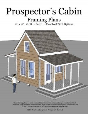 Tiny House Plans Free House Plans Tiny House Plans Tiny House Cabin
