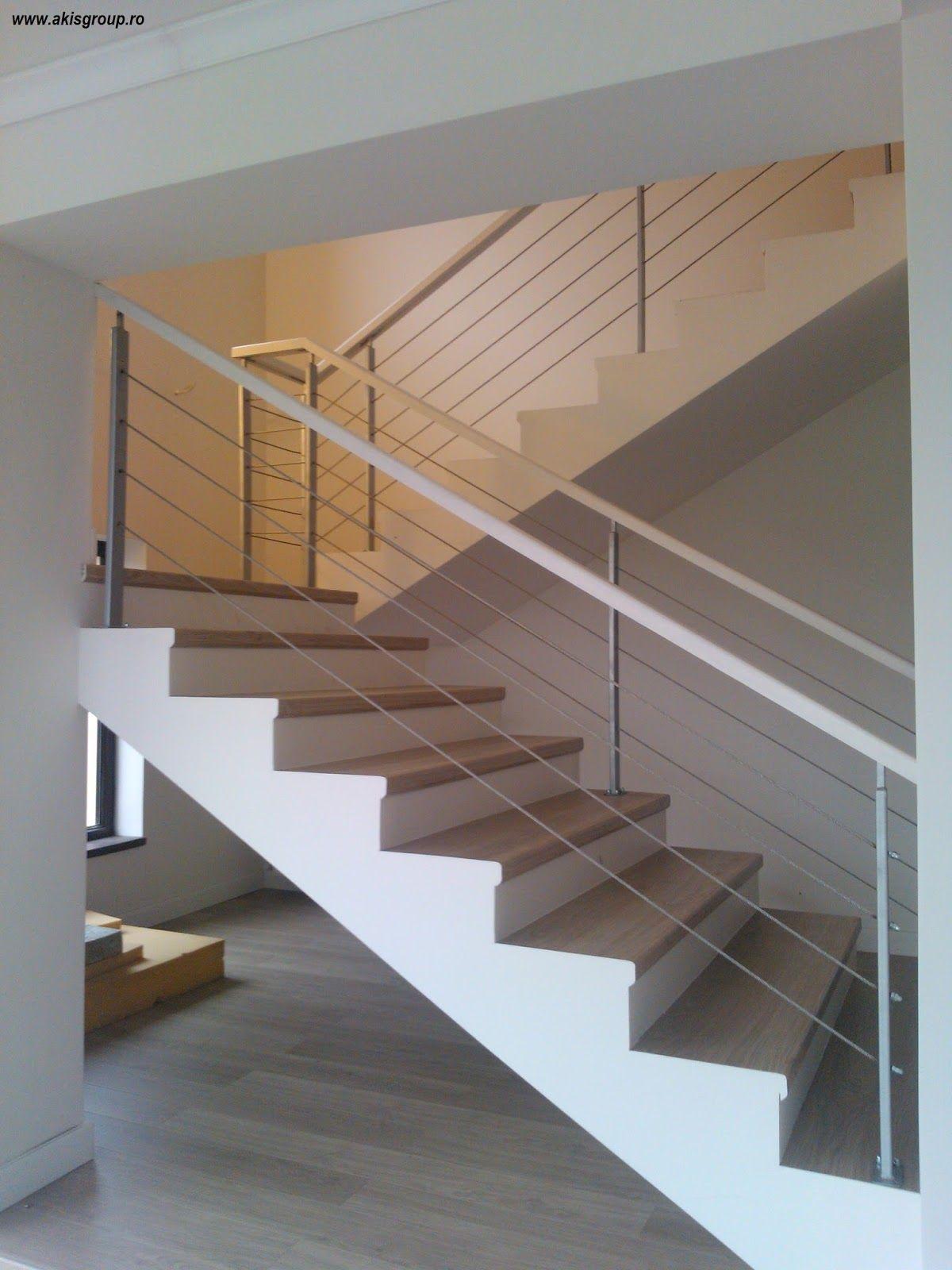treppengel nder innen holz modern treppengel nder aus. Black Bedroom Furniture Sets. Home Design Ideas