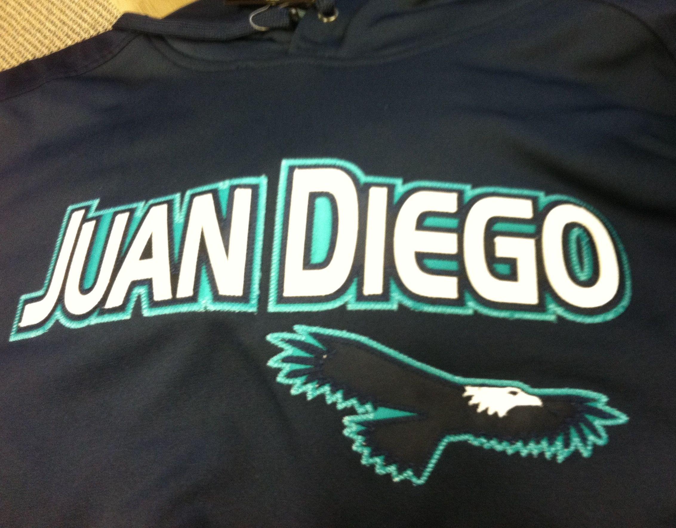 Hoodie design idea. JD high school.   Apparel Design Spirit Wear ...