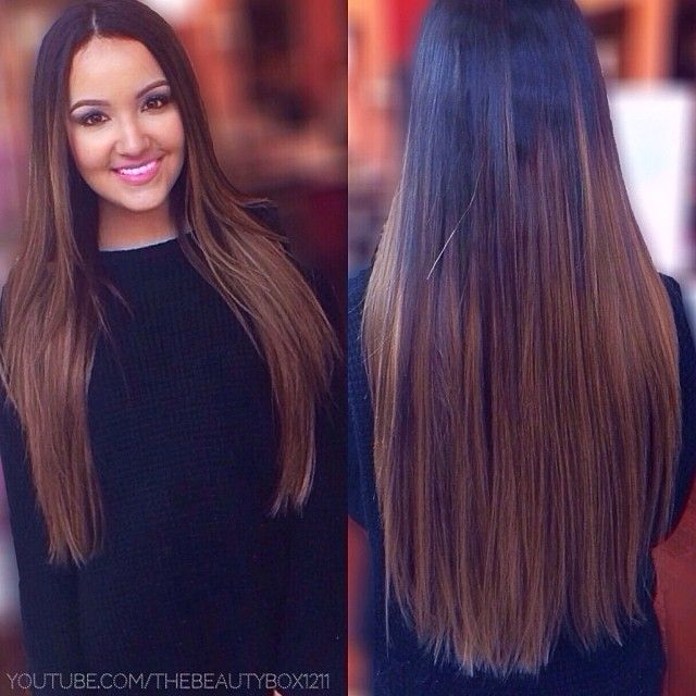 Bellami Extensions in Ash Brown. They re the best! Use Code