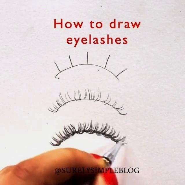 best aesthetic picture ideas Draw the thickness of the eyelid These instructions assume youre drawing an eye viewed headonDraw the thickness of the eyelid These instructi...