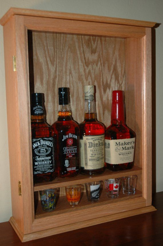 Attrayant Locking Liquor Cabinet
