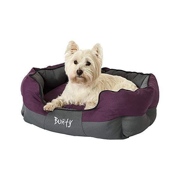 Bunty Anchor Soft Dog Bed Waterproof Washable Hardwearing