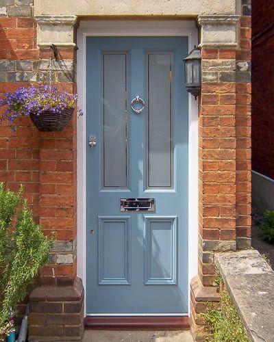 Victorian Doors - Cotswood Doors #victorianfrontdoors