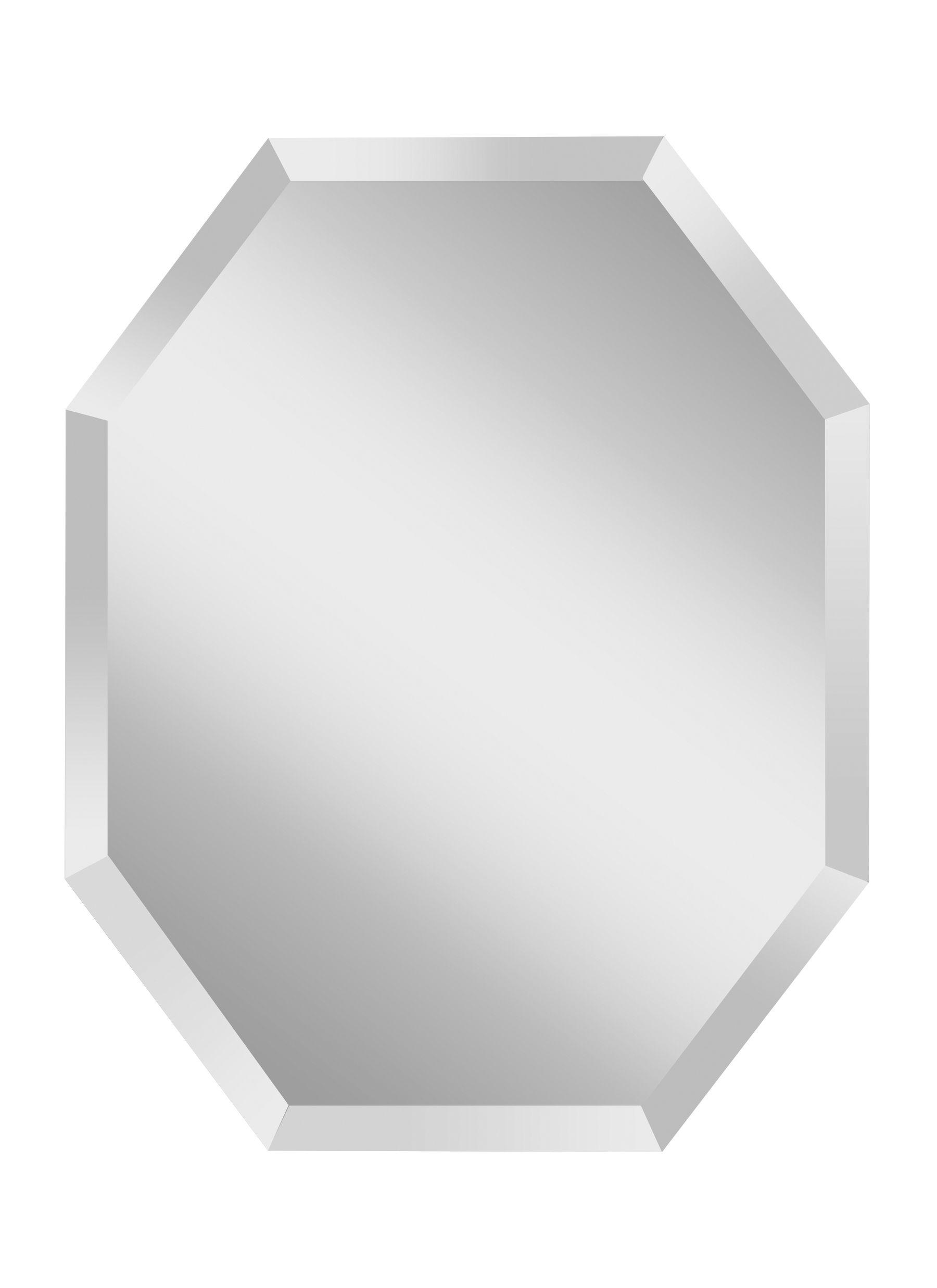 Infinity Frameless Wall Mirror | http://drrw.us | Pinterest ...