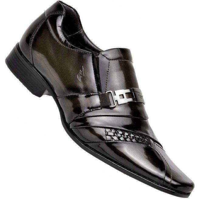 b8b7a3af84 Sapato Rafarillo Las Vegas Social S  Cadarço Masculino Mais