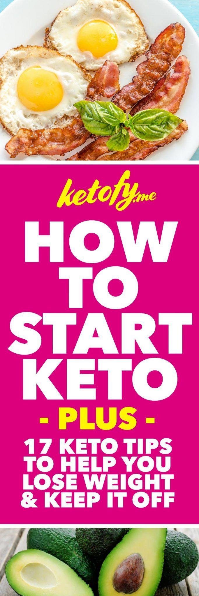 So starten Sie eine Keto-Diät: Keto & Low Carb für Anfänger & Keto-Tipps | Ich habe verloren ... -