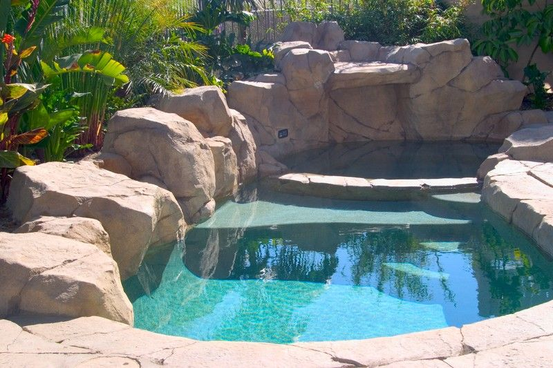 san diego dream pools picture gallery small and inviting cool ...