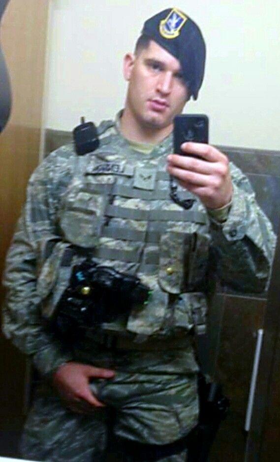 Real gay military men
