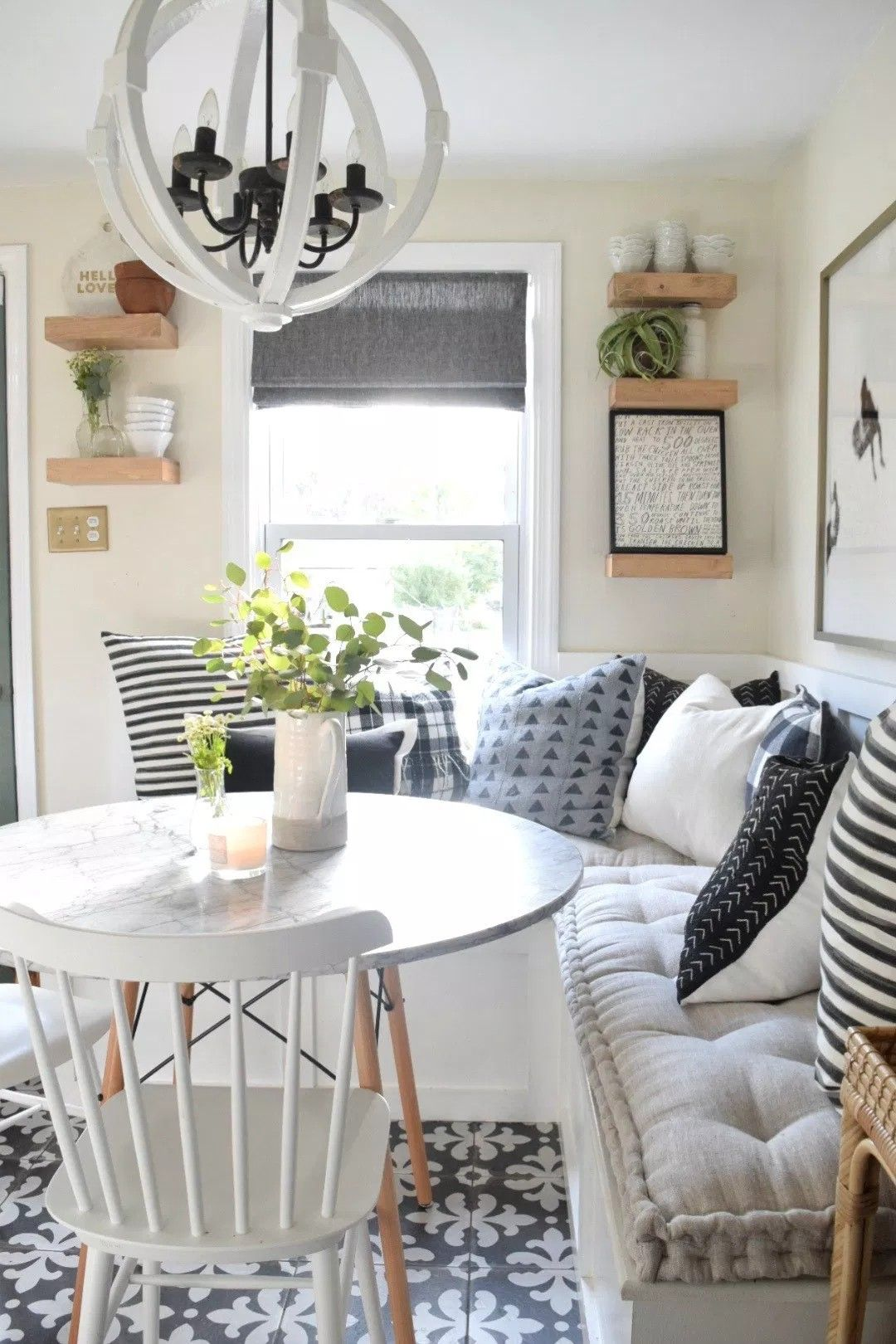 Pin By Amy Shannon On Where The People Gather Dining Nook Home