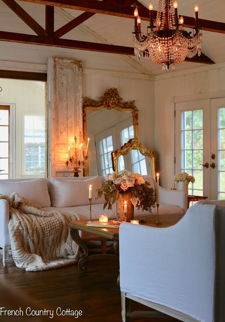 Photo of 10 easy ways to create a cozy home – French Country Cottage