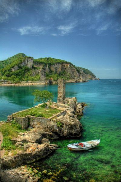 Amasra, Black Sea region of Turkey.