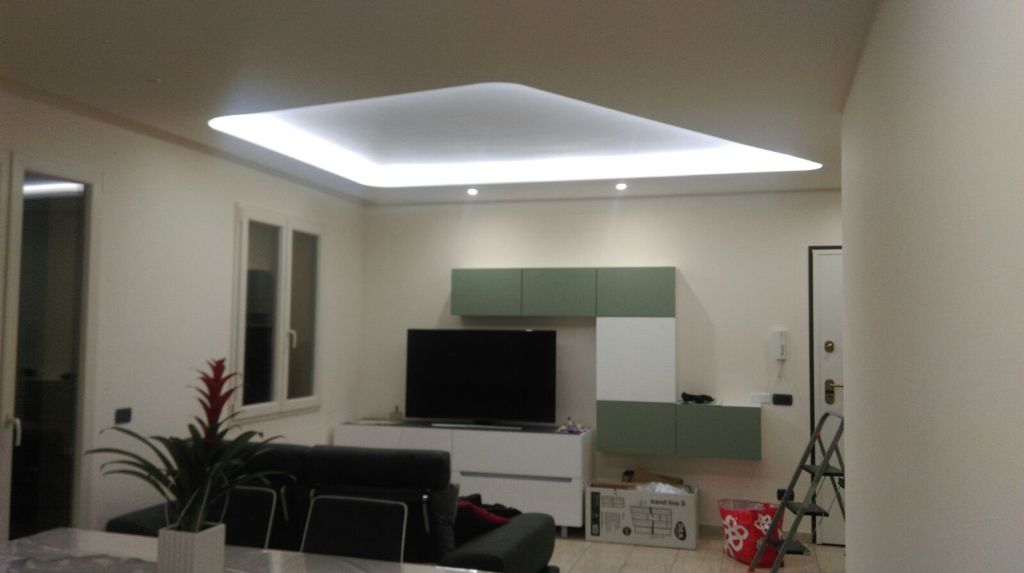Striscia led in controsoffitto Gyps GYPS LIGHT Pinterest - led strips küche