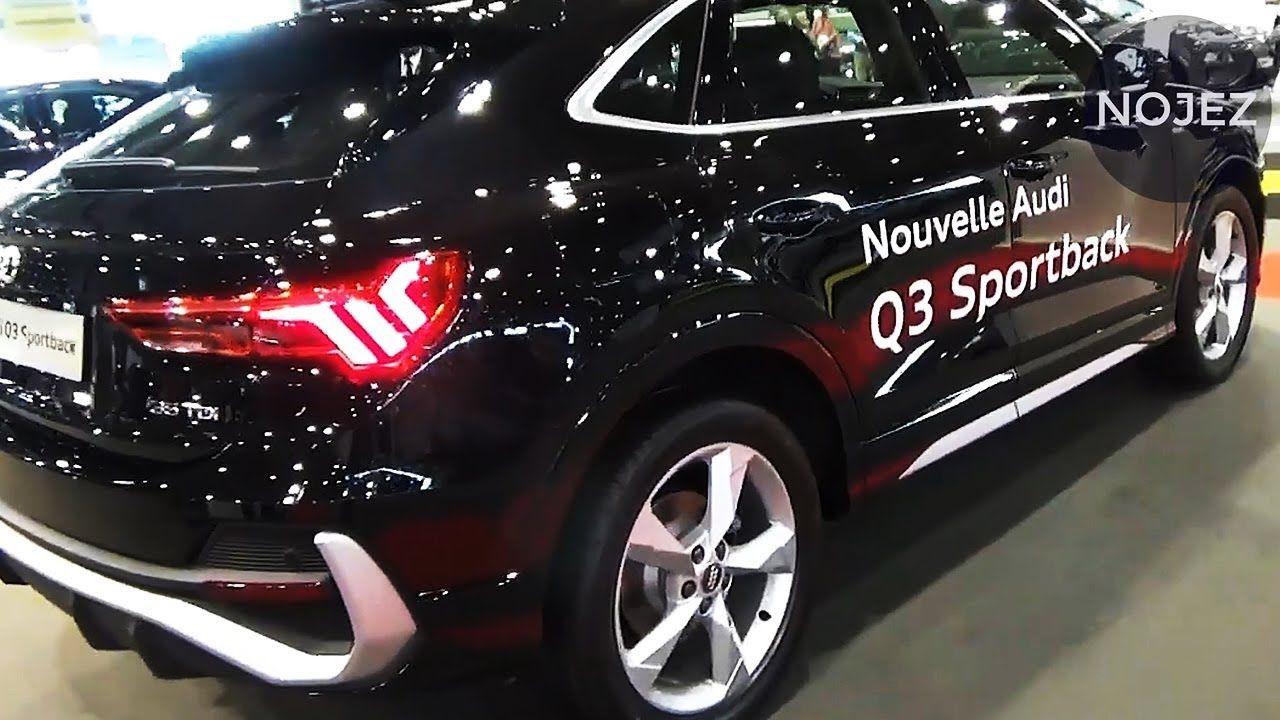 All New 2020 Audi Q3 Super Black Premium Sportback Interior And Exterior That You Must See Youtube Audi Q3 Audi Subcompact