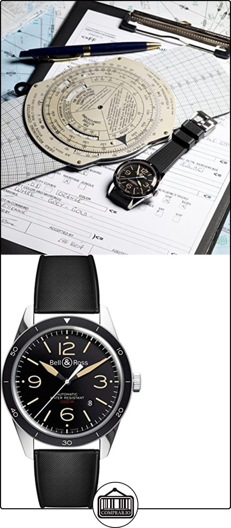 Bell and Ross Reloj automático Man 43 mm  ✿ Relojes para hombre - (Lujo) ✿