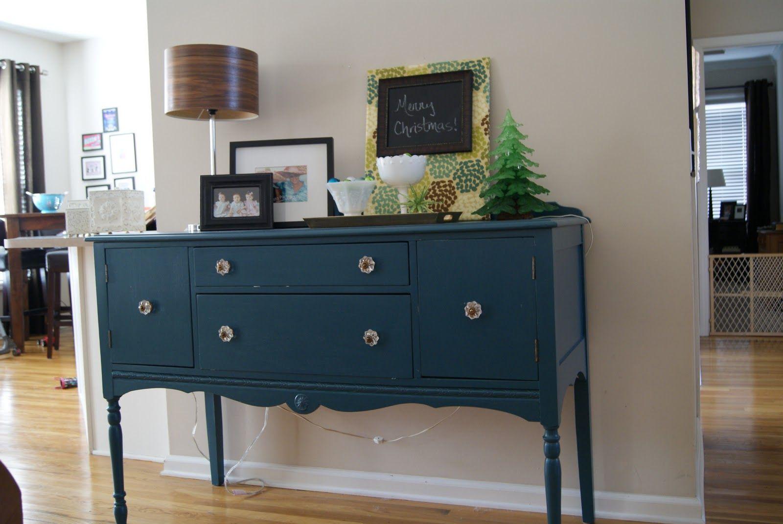 Moonpie Dreams: DIY Buffet Update!   Painted bedroom ...