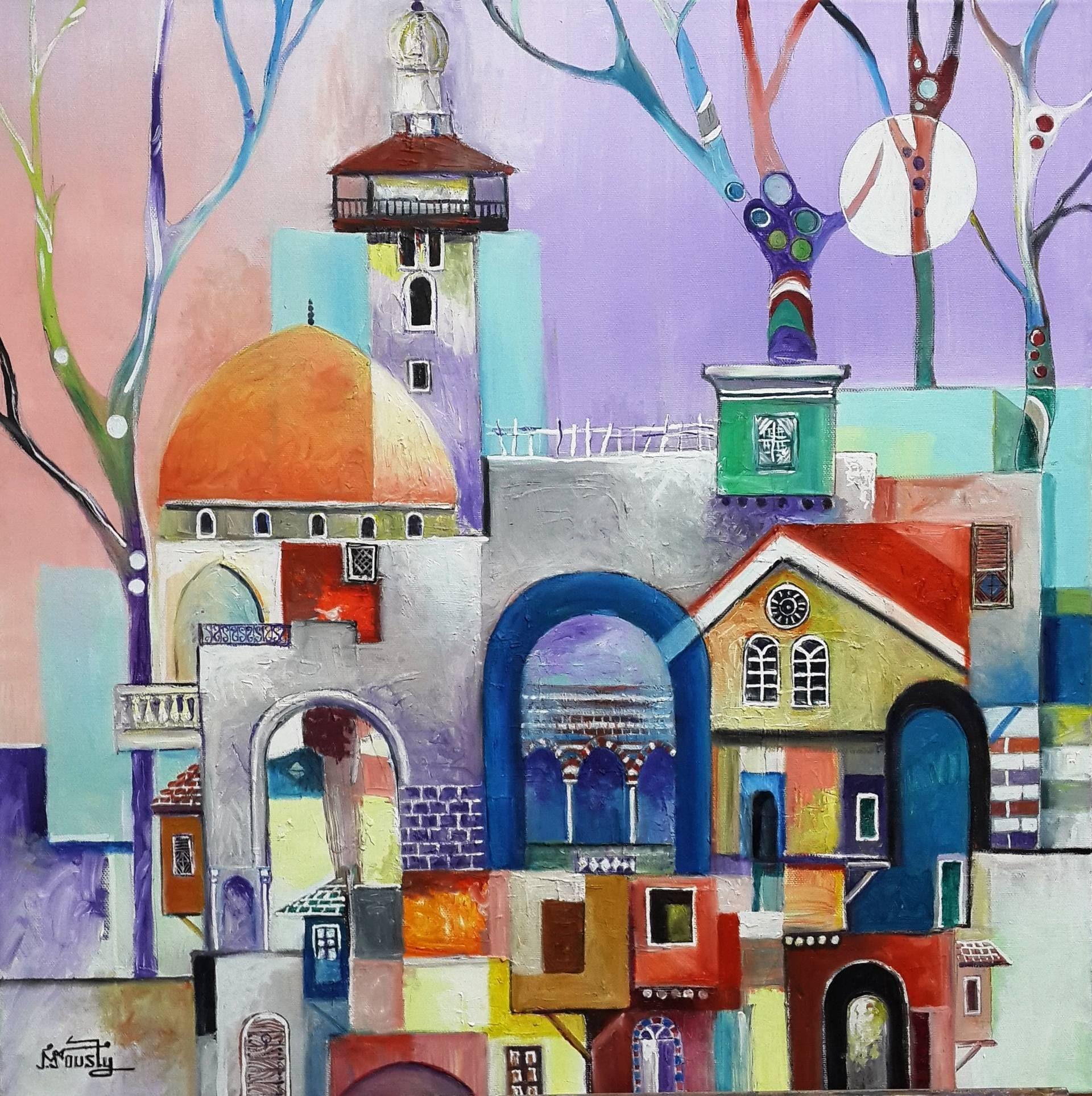 Pin By Bnt Almalki On تراثيات Art Paint Party Ramadan Decorations Arabian Art