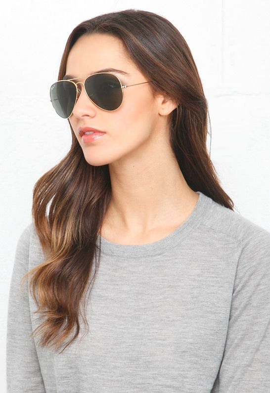 ray ban aviator sunglasses extra large
