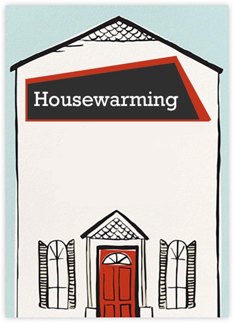 Custom Housewarming Invitation Card | Invitations Online ...