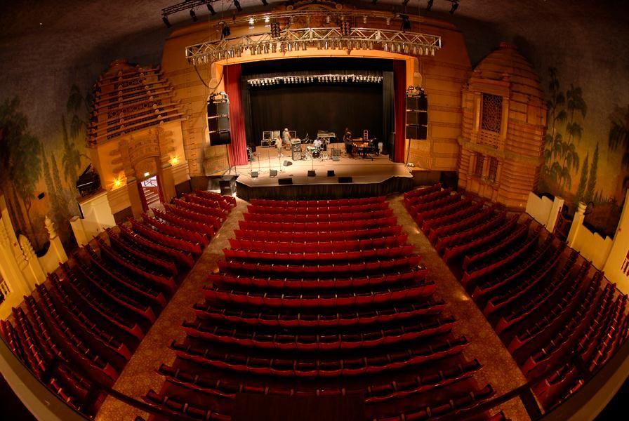 The Fox Theatre in Visalia, CA Fox Theatre Atlanta