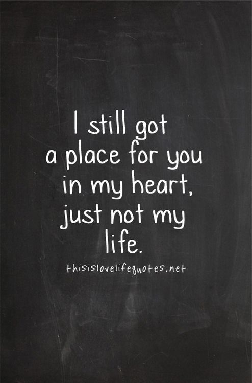 A place for you.