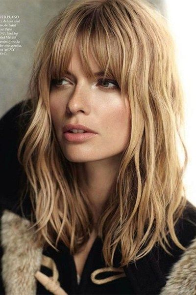 20 Diffe Long Bob With Bangs Lob Haircut And Hairstyles Best Fashionable Bobs