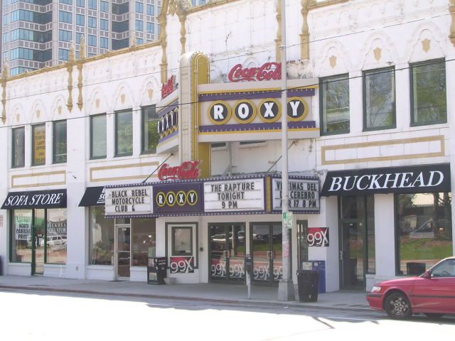 Buckhead Theatre With Images Buckhead Theatre Southern Comfort